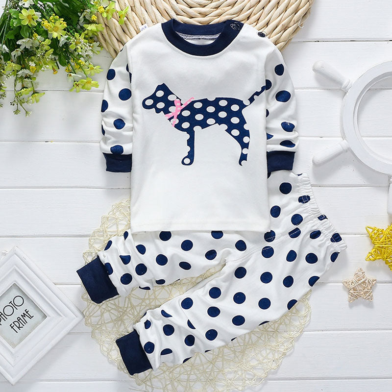 Spring infant baby Clothes Sets