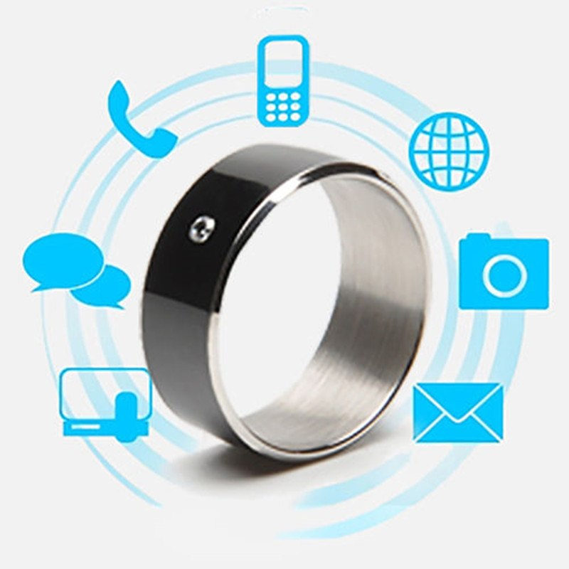 Multifunction Magic Smart wearable Ring for mobile Phone