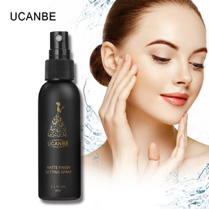 Makeup Setting Spray Bottle Setting Spray Oil-control Natural Make Up