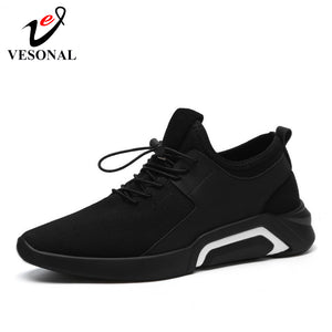 Breathable Comfortable Mesh Men Shoes Casual Lightweight Sneakers