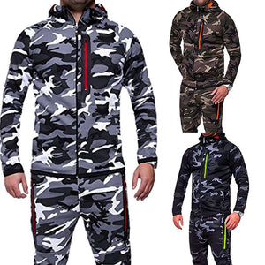Running Sets Men Sports Suits Male Training Sets For Man