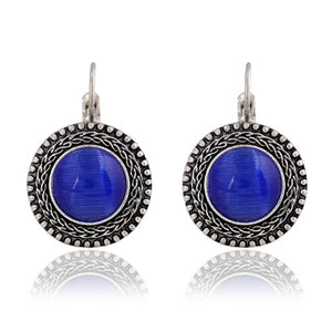 Big Drop Earrings For Women Jewelry Long Earrings