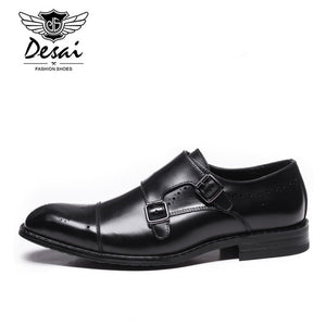 New Men's Business Dress Shoes