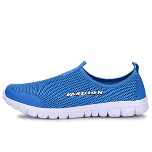 Breathable Athletic Footwear