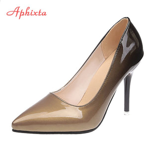 10cm stiletto Heels Pumps Women Shoes