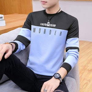 Men T-Shirts Tee Shirt Homme Summer Short Sleeve