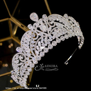 Bridal Wedding Crown Hair Accessories