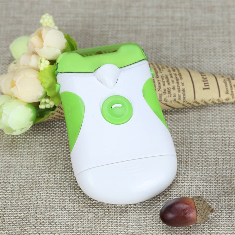 Portable Electric Nail Clipper Nail File Manicure