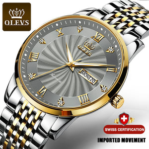Men Mechanical Watch Top Brand Luxury Automatic Watch
