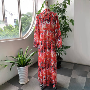 Summer Dress Women 2020 Casual Plus Size XL-5XL