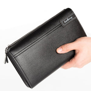 2020 baellerry Leather Wallet Men