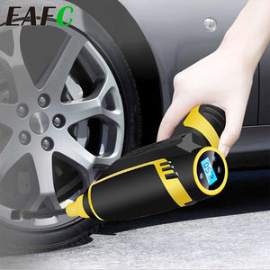120W Wireless Car Air Compressor
