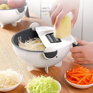 New Multifunctional Vegetable Cutter Slicer