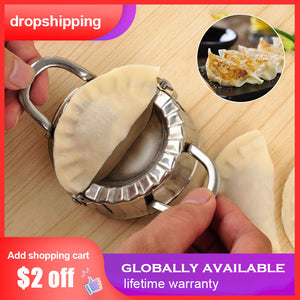 New Dumpling Mold Mould Stainless Steel