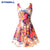 Casual Summer Chiffon Dress Women Clothes Beach Dresses
