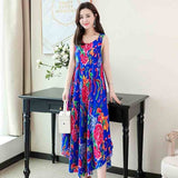 Women summer dress clothing loose women clothes casual party dresses