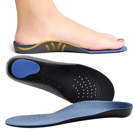 Flatfoot Orthotics Cubitus Varus Orthopedic Feet Cushion Pads Care