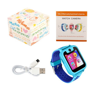 Smart watch LBS Kid  SOS Call Location Finder Locator Tracker