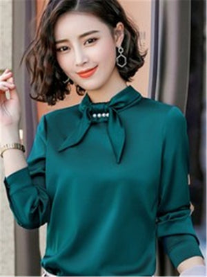Elegant Women Office Blazer Suit
