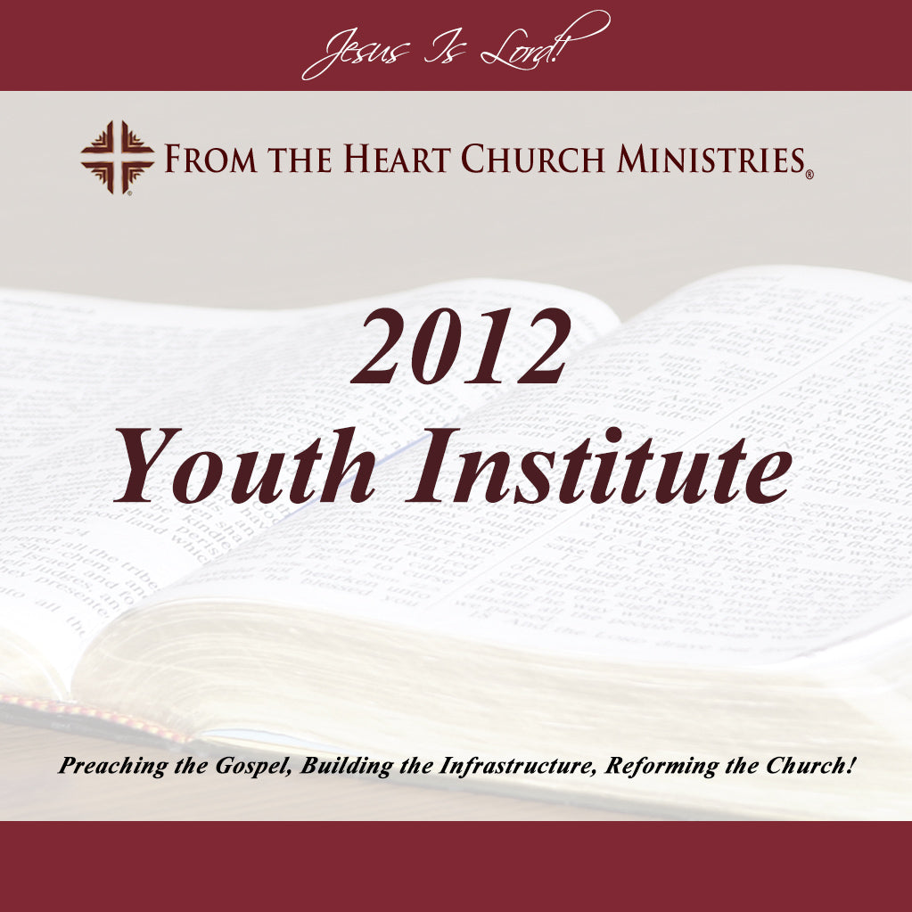 2012 Youth Institute