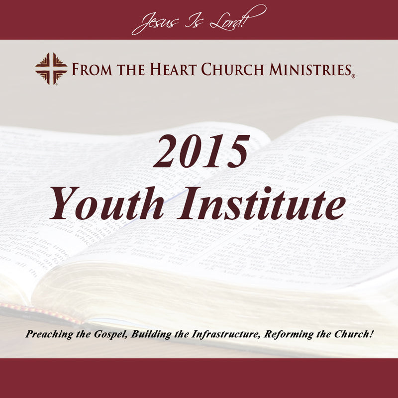 2015 Youth Institute