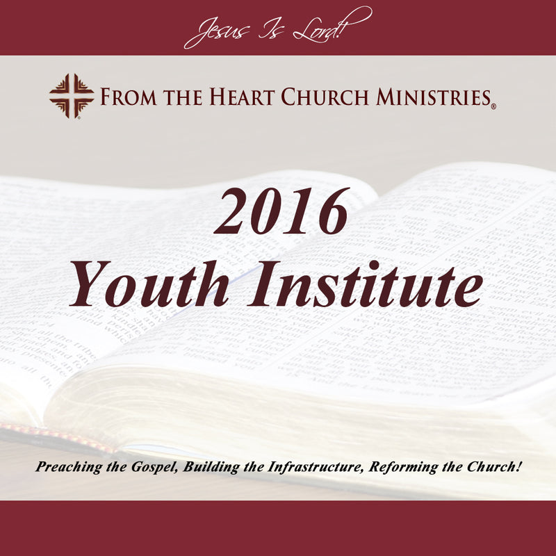 2016 Youth Institute
