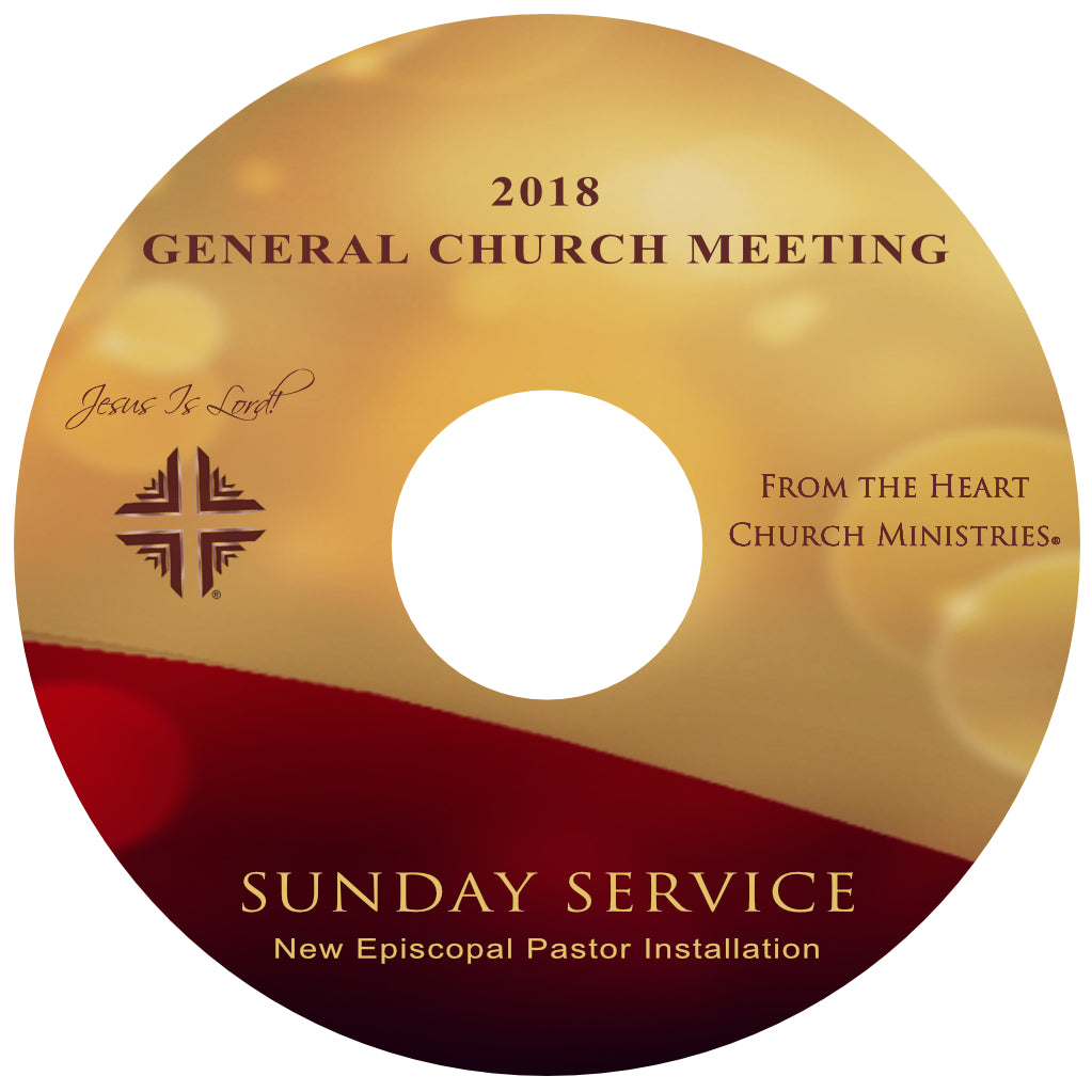 GCM 2018 - Big Sunday Service