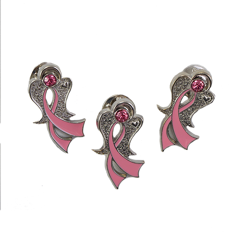 Pink: Lapel Pin Angel