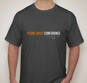 "YAC: Young Adult Conf. ""EST 2019"" T-Shirt"