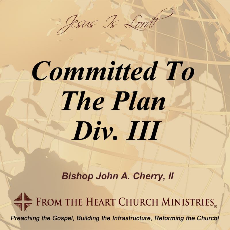 Committed To The Plan Div. III