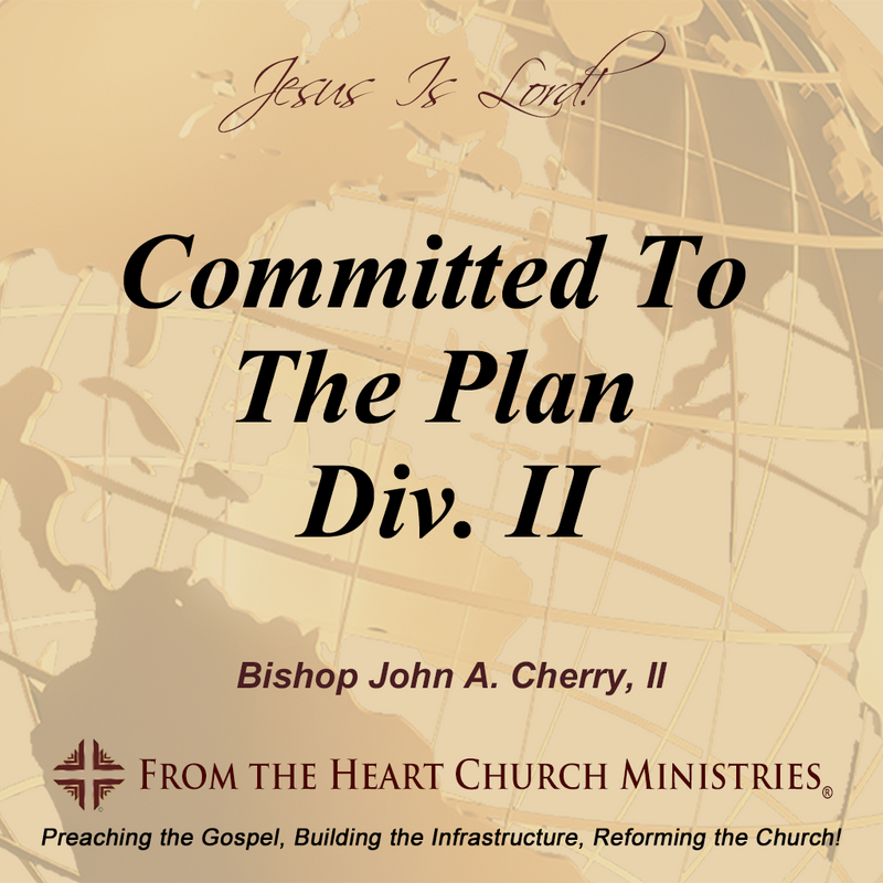 Committed To The Plan Div. II