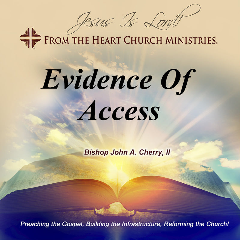 Evidence Of Access