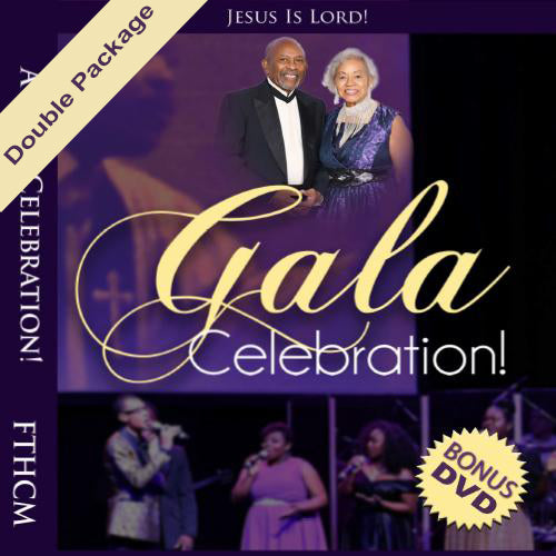 Gala Celebration 2018 - Double Package