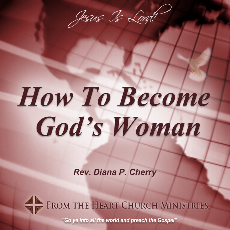 How To Become God's Woman