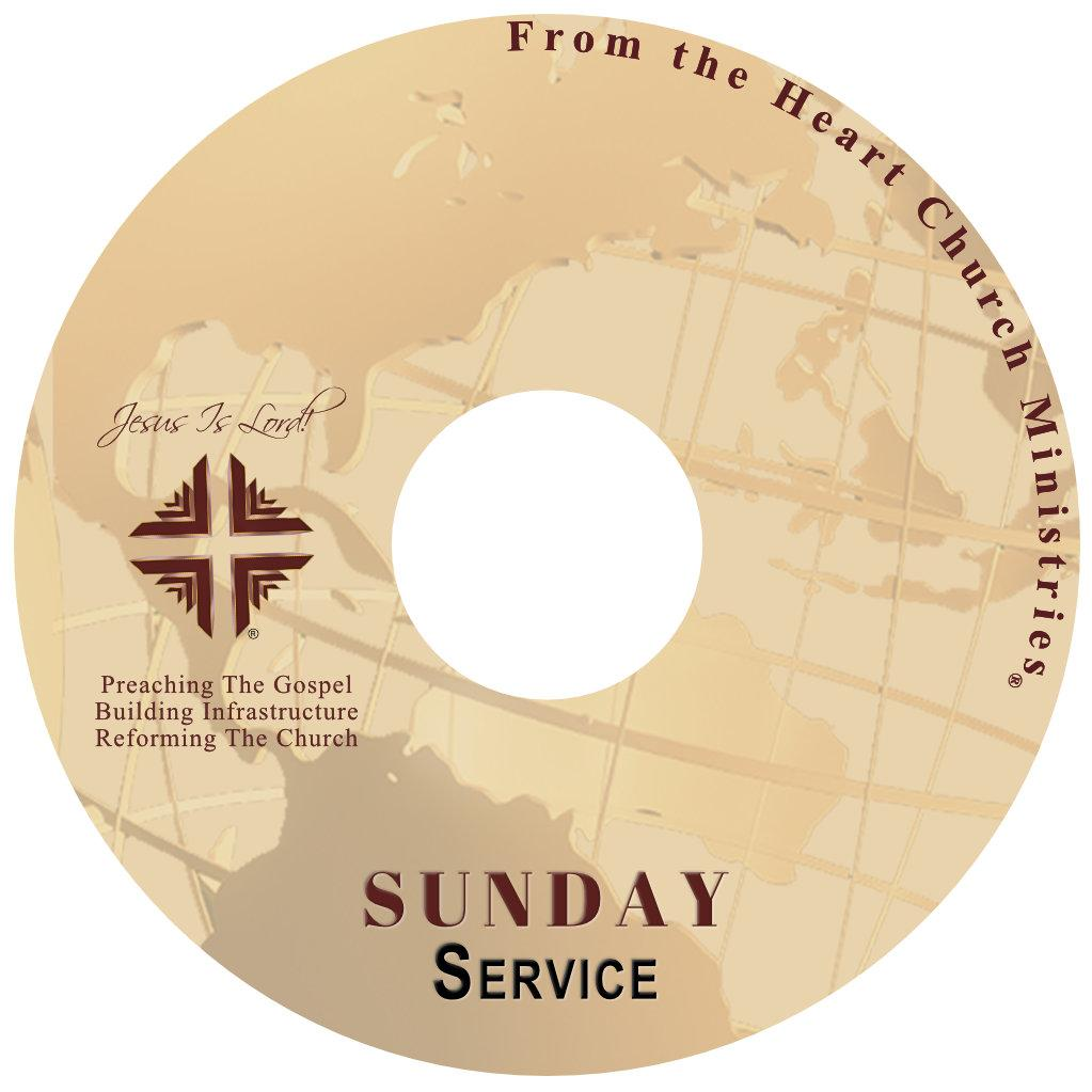 Sunday Worship Service 3/24/19