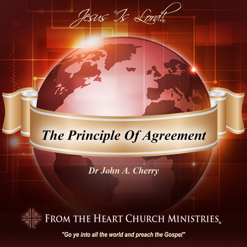 The Principle Of Agreement