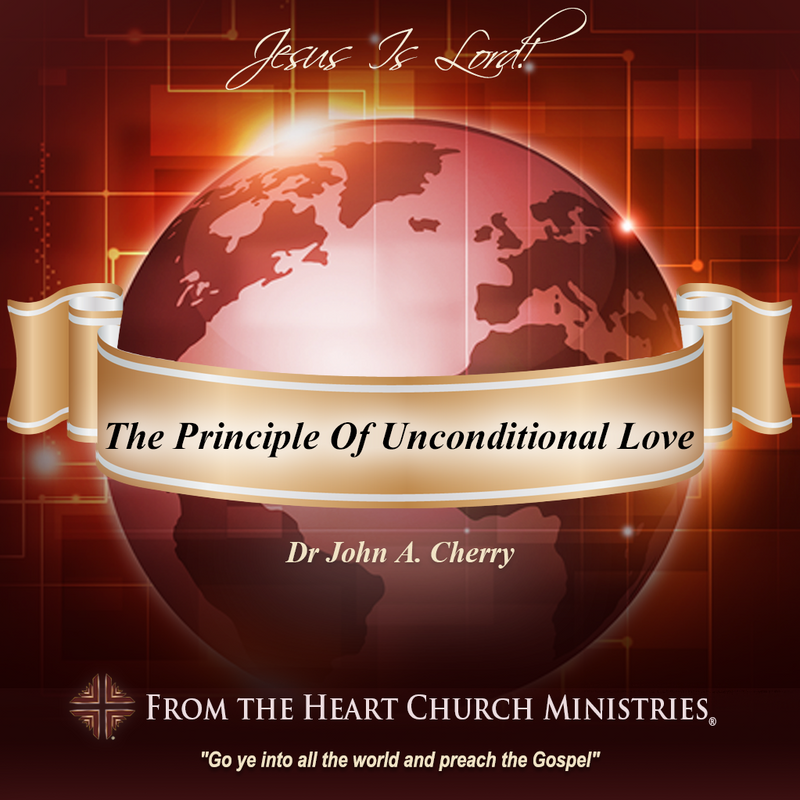 The Principle Of Unconditional Love