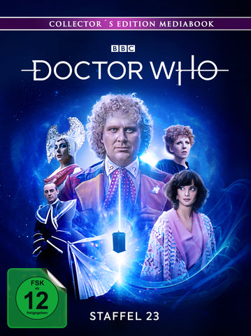 Doctor Who - Staffel/Season 23 Das Urteil/Trial of a Timelord