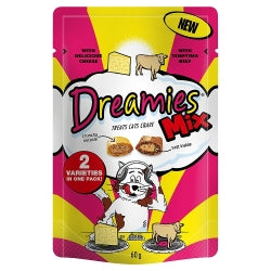 Dreamies Beef and Cheese 60g