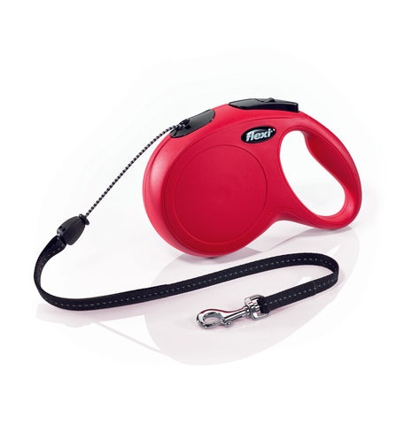 Flexi Extending Dog Lead New Classic 5M Cord Small.(FREE DELIVERY)