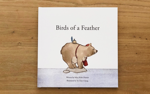 Birds of a Feather book & song