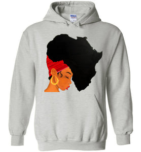 Afro Natural Hair- African