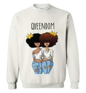 Friends Natural Hair-QUEENDOM