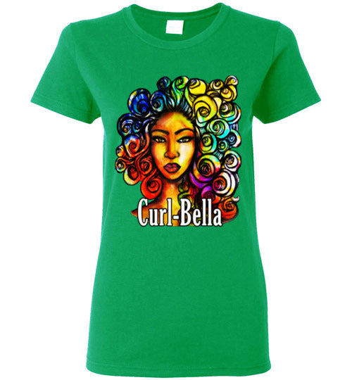 Afro Natural Hair -Curls Bella