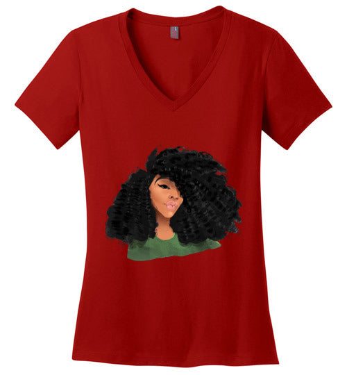 Afro Natural Hair-Curls