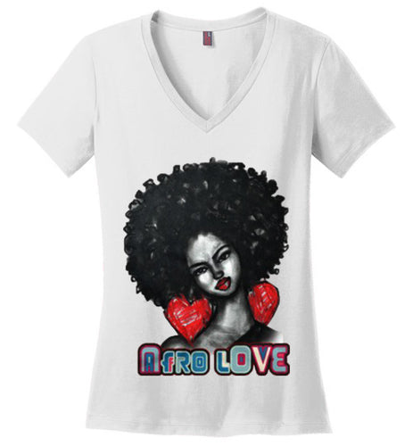 Afro Natural Hair Women Love