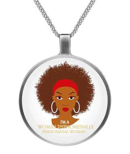 Natural Hair-Phenomenally Necklace