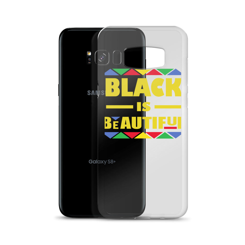 Black is Beautiful Samsung Case