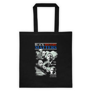 Black History Matters Tote bag