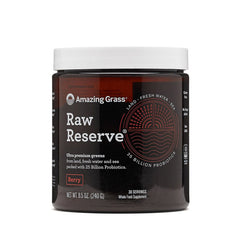 Raw Reserve Berry Probiotic Superfood Powder